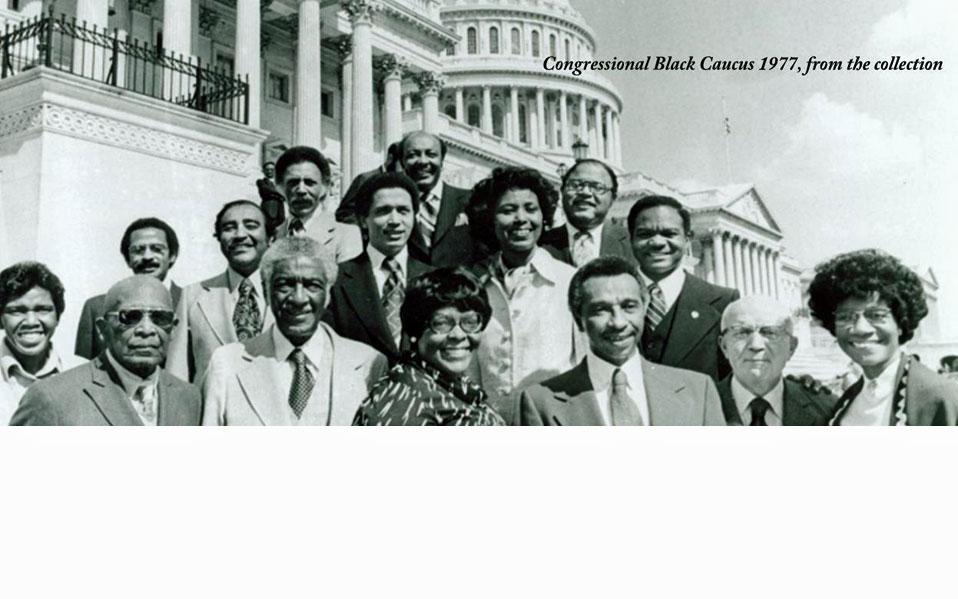 Charles B. Rangel Center for Public Service - Rangel Archives