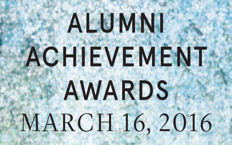 Winthrop Alum - Pratt Award